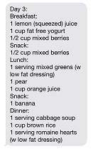 Day 3 Cleanse