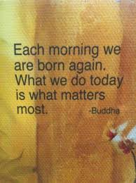 life is always just beginning
