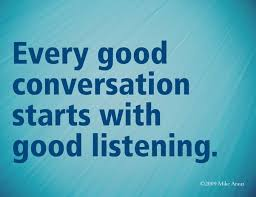 are you listening to those whose communication style is different