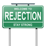 Rejection concept.