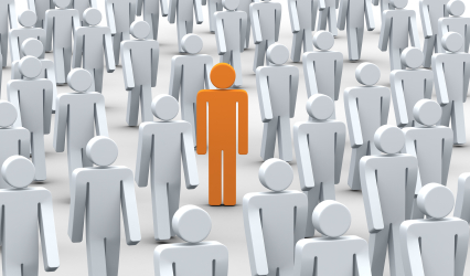 job search strategy to stand out