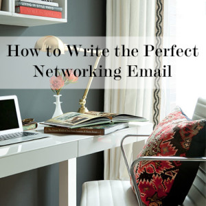 networking email example